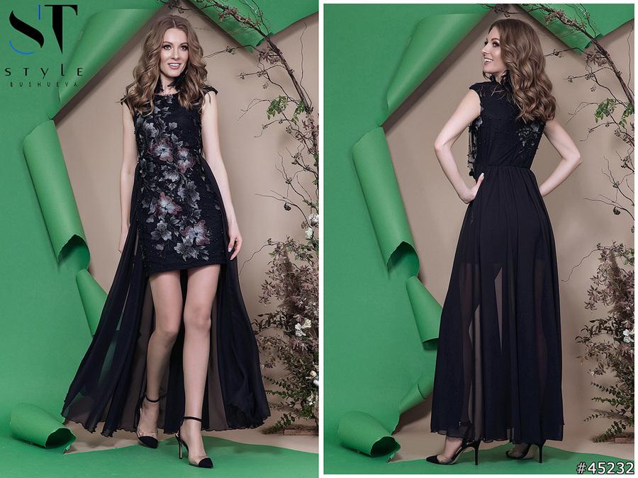 9160856a157f ПЛАТЬЯ,САРАФАНЫ 42+   Платье П 45232   Moda- sheek -женская одежда ...