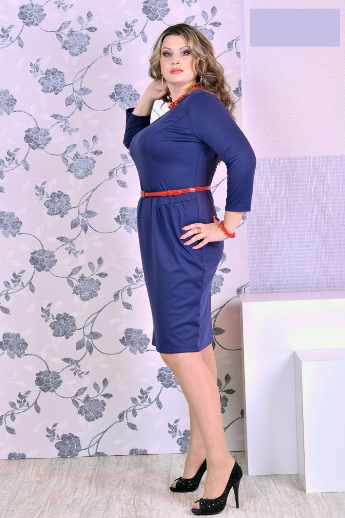 Большая Мода Одежда Больших Размеров