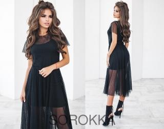 Вечернее Платье мод № 2046.