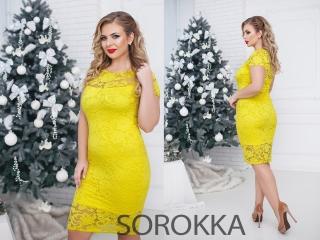 Модель платье №2034-6.