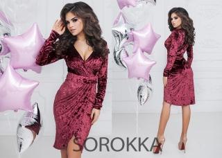 Вечернее Платье мод №2081.