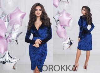 Вечернее Платье мод №2081-1.