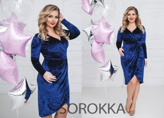 Вечернее Платье мод №2082-3.